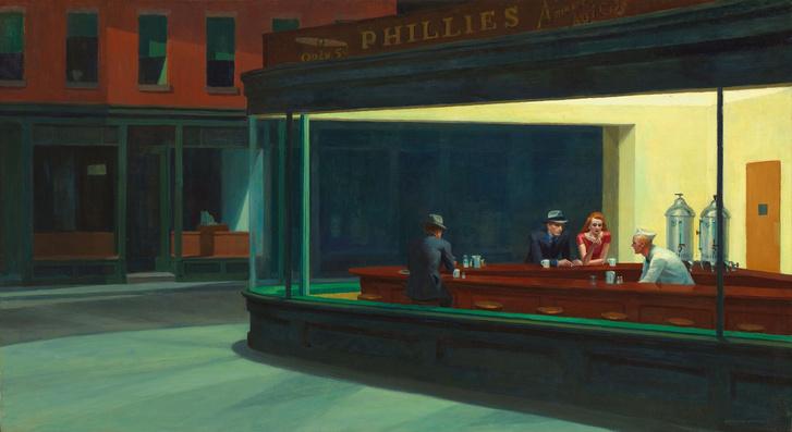 Фото №15 - «Вий», Эдвард Хоппер и кухня Харрисона Форда: 8 визуальных цитат в сериале «Пропавшая»
