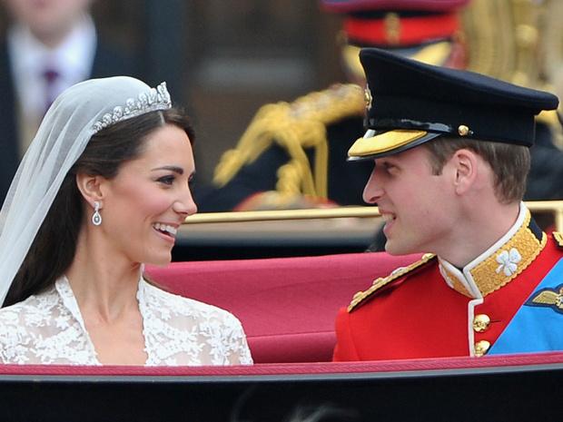 Фото №1 - Занимательная конспирология: кто и когда предсказал брак Кейт и Уильяма