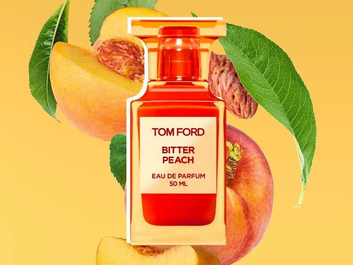 Фото №1 - Аромат дня: Bitter Peach от Tom Ford
