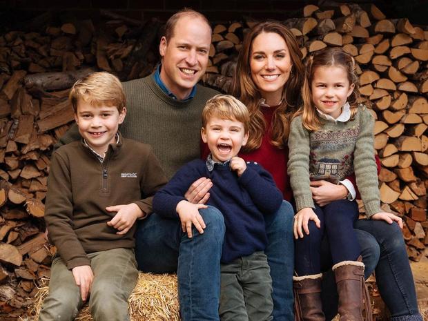 Фото №1 - Трудный характер: кого из своих детей Уильям считает «самым дерзким»