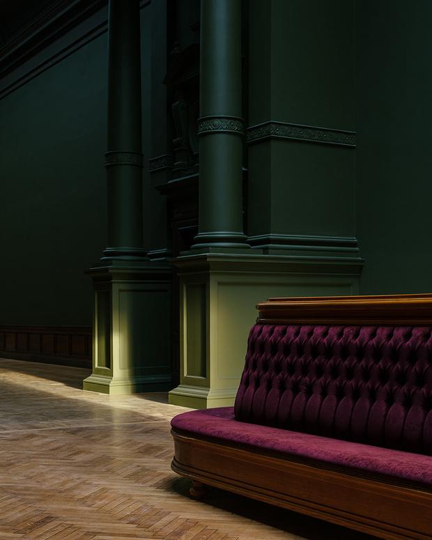 Фото №5 - Реновация Королевского музея изящных искусств в Антверпене