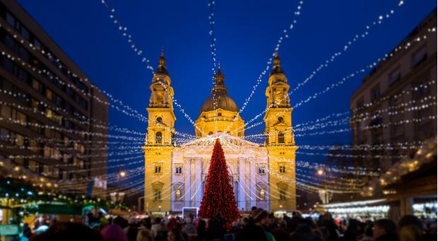 Фото №10 - Самые красивые рождественские ярмарки в Европе: 15 городов