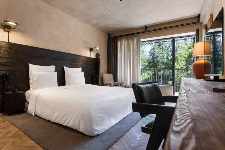Фото №9 - Апарт-отель в Бакуриани по проекту студии Rooms