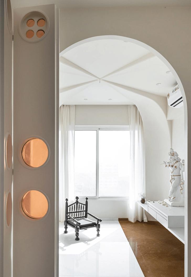 Фото №6 - Светлые апартаменты для большой семьи в Мумбаи
