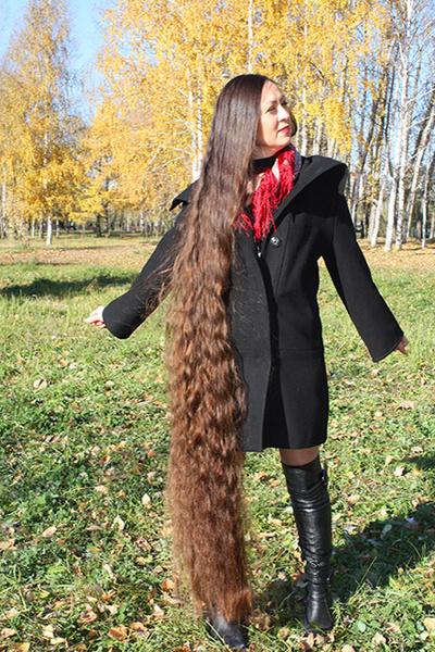 Фото №11 - Как Рапунцель: самые красивые косы Казани