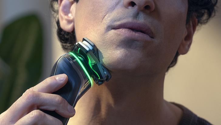 Фото №3 - Philips представляет бритву с искусственным интеллектом