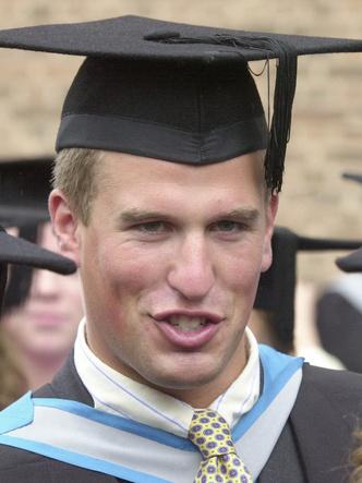 Фото №11 - Виндзоры-студенты: самые забавные и трогательные фото членов королевской семьи во время учебы в университете