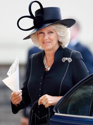 Фото №28 - Шкатулка будущей королевы: любимые украшения герцогини Камиллы