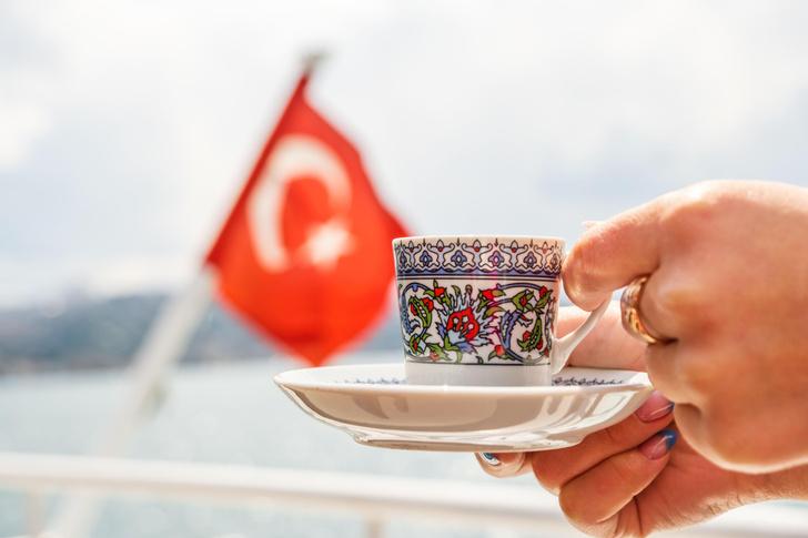 Фото №1 - Турция: кофе по правилам