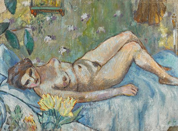 Фото №1 - Работы Айвазовского, Ларионова и других русских художников представят на онлайн-торгах Sotheby's