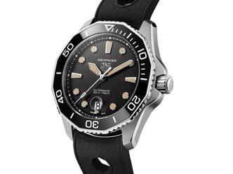 Фото №5 - Часы TAG Heuer для дайверов, которые мы с радостью носим на суше