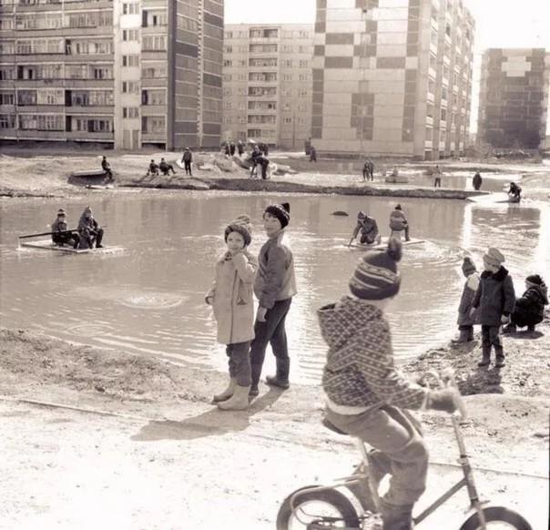 Фото №6 - Топ-10 экстремальных развлечений из советского детства