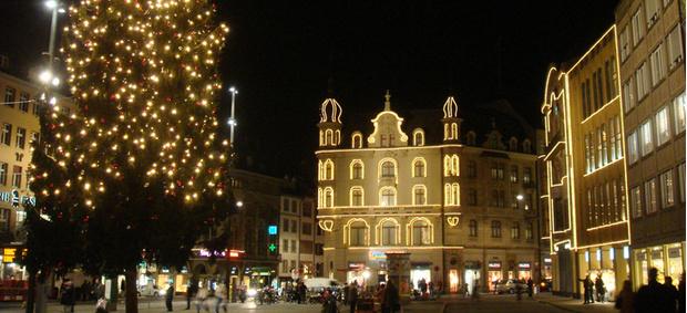 Фото №17 - Топ-20: рождественские рынки Европы