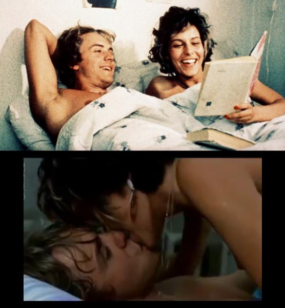 Фото №9 - «Тумбочку тряс ассистент, и еще один человек качал кровать»: как снимались откровенные киносцены в СССР