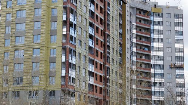 Фото №1 - Ввод жилья в России увеличился на 27,8%