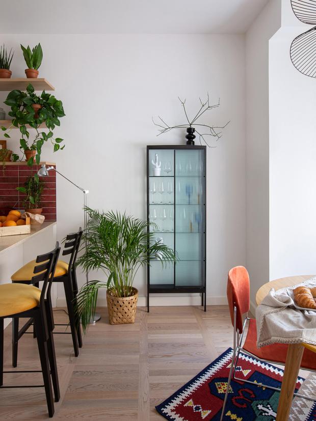 Фото №2 - Скандинавская квартира 80 м² в Санкт-Петербурге