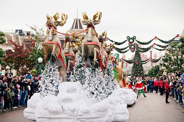 Фото №4 - Победители нашего юбилейного конкурса отправились в Disneyland Париж