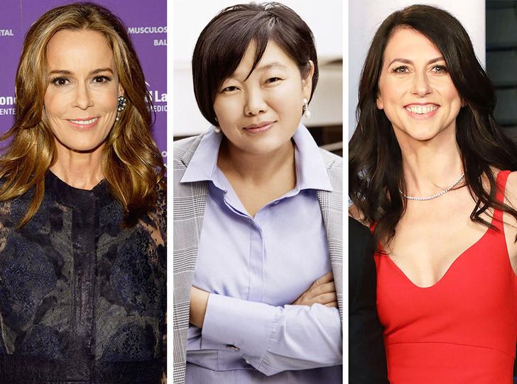 Фото №1 - Миллиардерши: как выглядят 20 самых богатых женщин мира из списка Forbes 2021