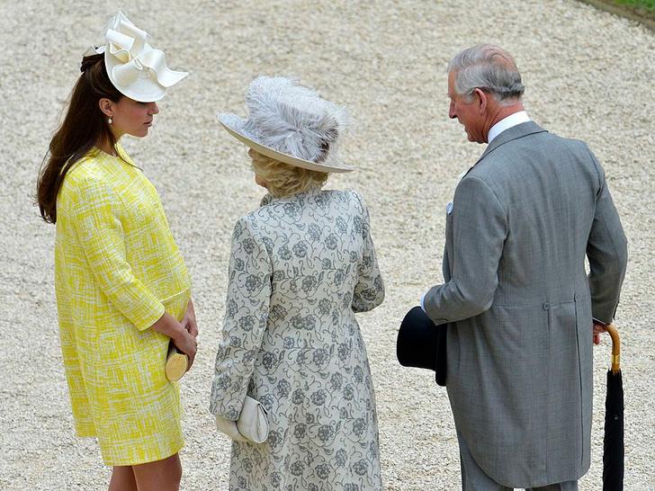 Фото №4 - Почему Кембриджские не хотели сообщать королевской семье о первой беременности Кейт
