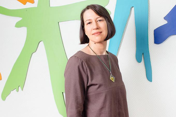 Екатерина Чистякова, директор фонда «Подари жизнь»