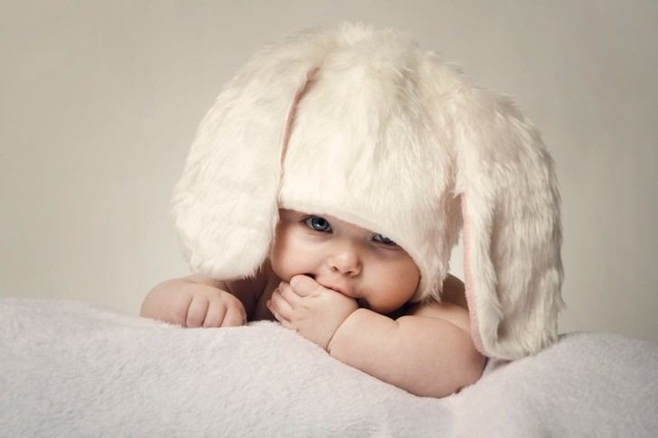 развитие ребёнка по месяцам до 1 года