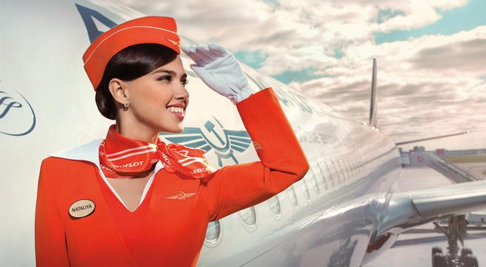 форма стюардессы фото Аэрофлот