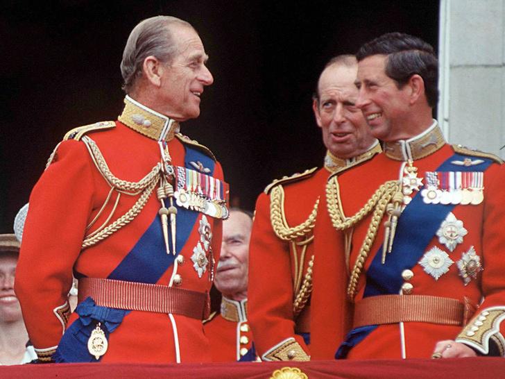 Фото №4 - Проступки отца: почему принц Филипп так и не смог стать хорошим примером для Чарльза