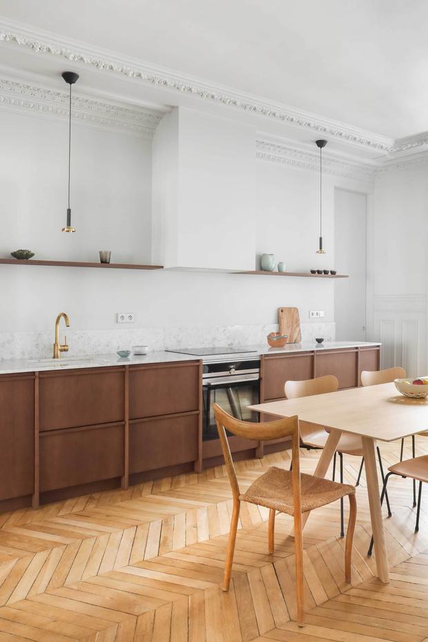 Фото №7 - Парижская квартира в стиле джапанди