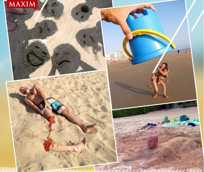 Фото №1 - 10 пляжных лайфхаков