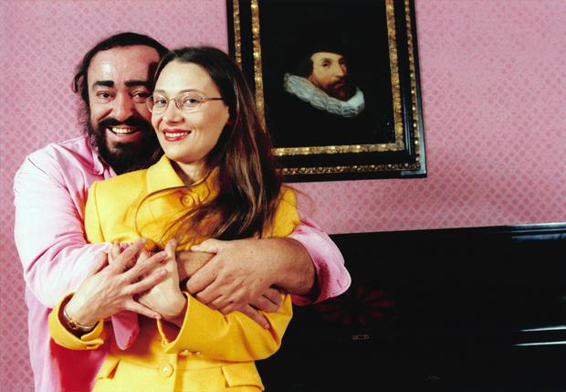 Фото №3 - Вдова Лучано Паваротти вышла замуж через 9 месяцев после знакомства с любимым