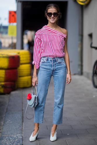 Фото №4 - Три пары джинсов, которые должны быть в гардеробе у каждой женщины