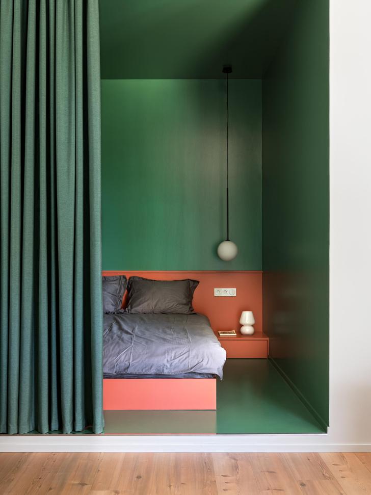 Фото №3 - Шторы в спальне: 5 простых советов