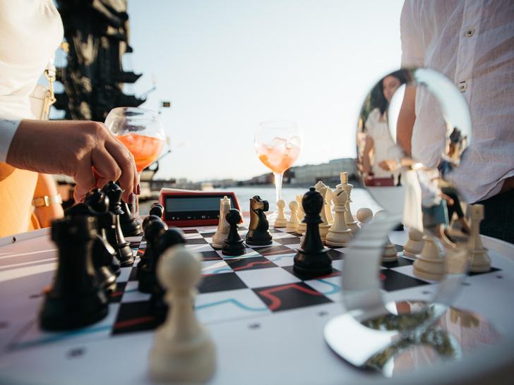 Фото №1 - Chess & Jazz: как прошел бранч фестиваля в Москве