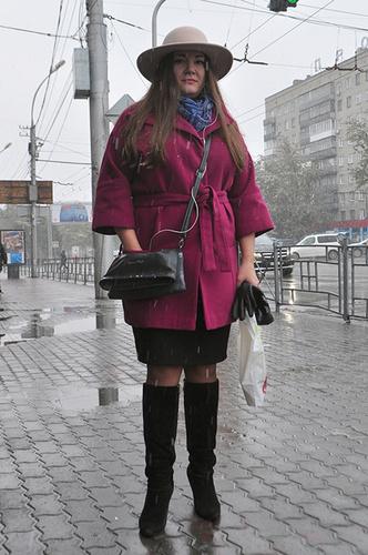 Фото №7 - Шапку надень! Необычные головные уборы новосибирцев