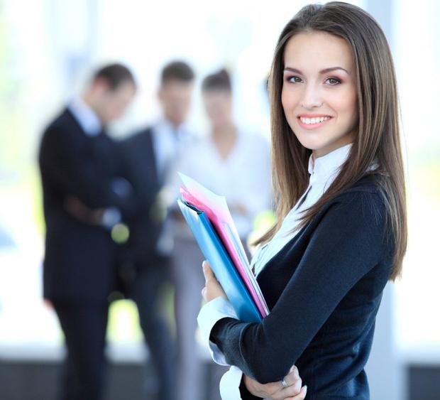 Девушка лидер в работе работы для девушек в нижнем новгороде