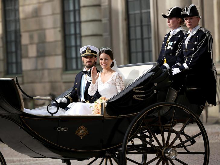 Фото №18 - Страна любви: где королевские пары проводили свой медовый месяц