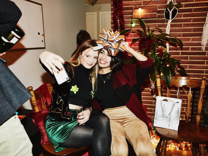 Фото №2 - Новогоднее волшебство: как год встретишь…