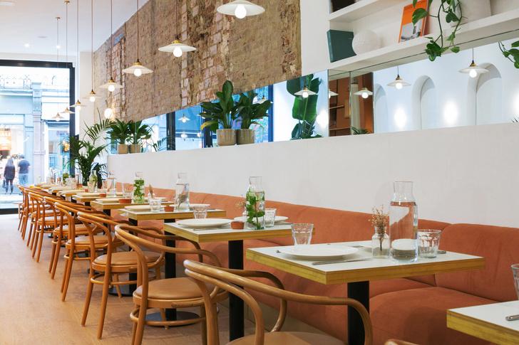 Фото №7 - Оранжевое кафе Beam в Лондоне