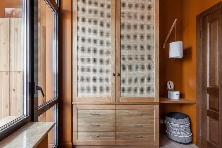 Фото №9 - Квартира в скандинавском стиле с печью