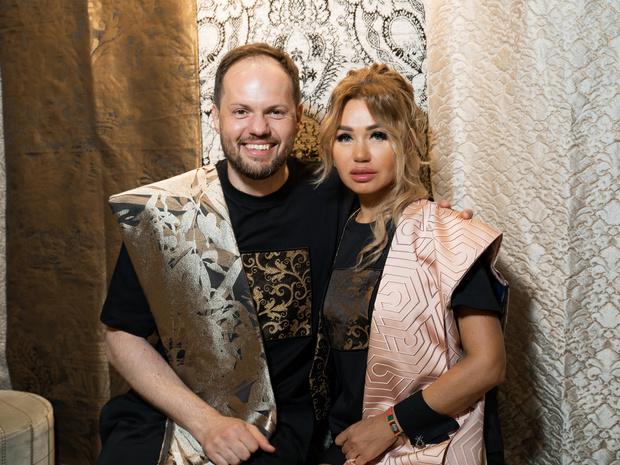 Фото №1 - Открытие филиала представительства Rubelli в Москве