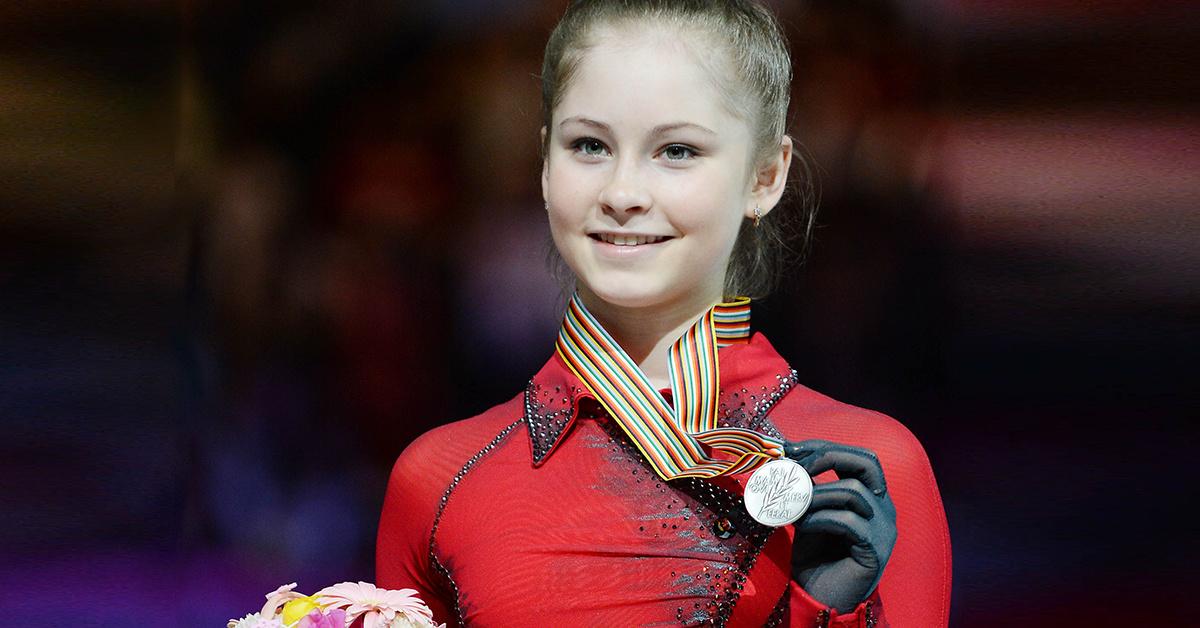 Юлия Липницкая биография, фото