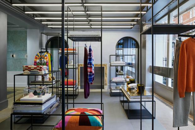 Фото №2 - Новый бутик в Лондоне по дизайну Dimorestudio