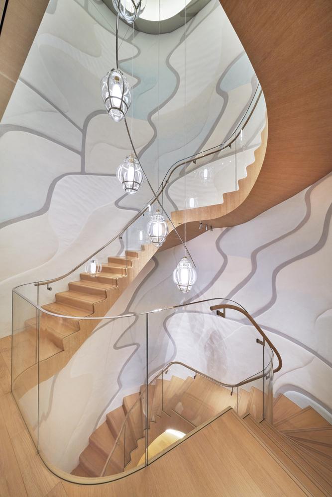Фото №10 - Флагман Louis Vuitton в Токио: проект Джуна Аоки и Питера Марино