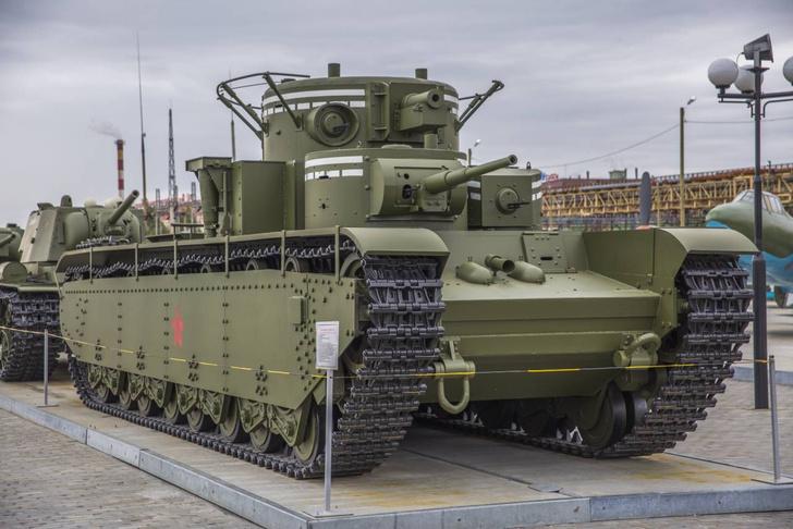 Фото №7 - Стальная жуть: самые уродливые танки Второй мировой