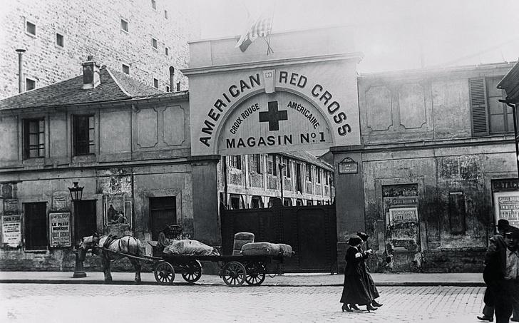 Фото №2 - Помощь всем, кто в ней нуждается: 140 лет Красному Кресту Америки