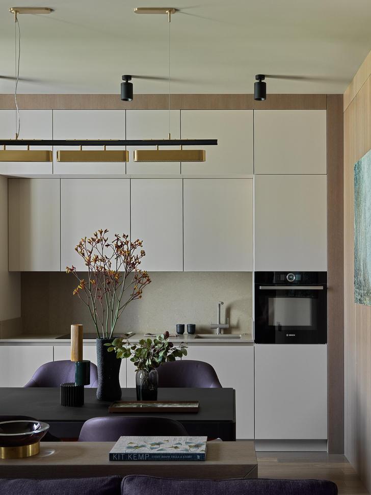 Фото №3 - Все краски осени: уютная московская квартира 70 м²