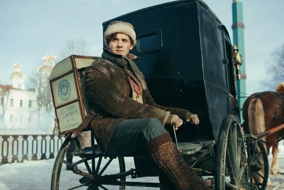 Фото №3 - «Серебряные коньки»: первый фильм, снятый на льду