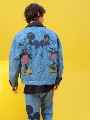 Фото №4 - Коллаб месяца: Levi's х Disney