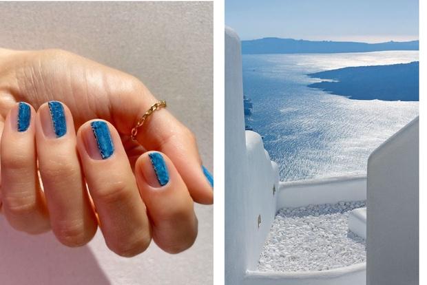 Фото №3 - Бьюти-география: выбираем маникюр под цвет моря