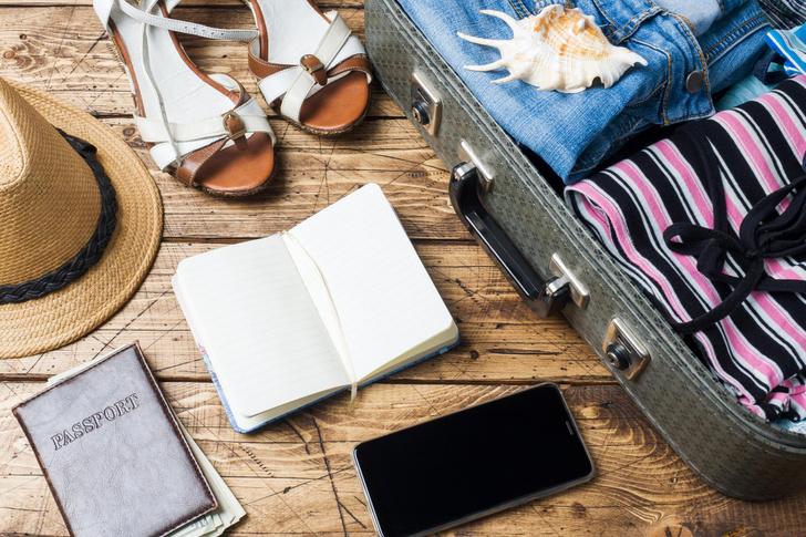 Фото №5 - Чек-лист путешественника: что обязательно нужно взять в летнюю поездку